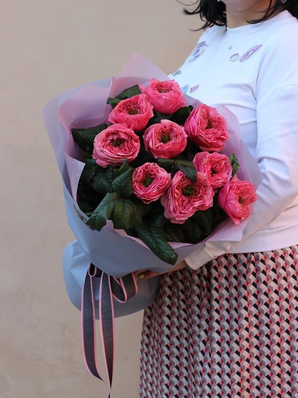 Монобукет свежие цветы Брест