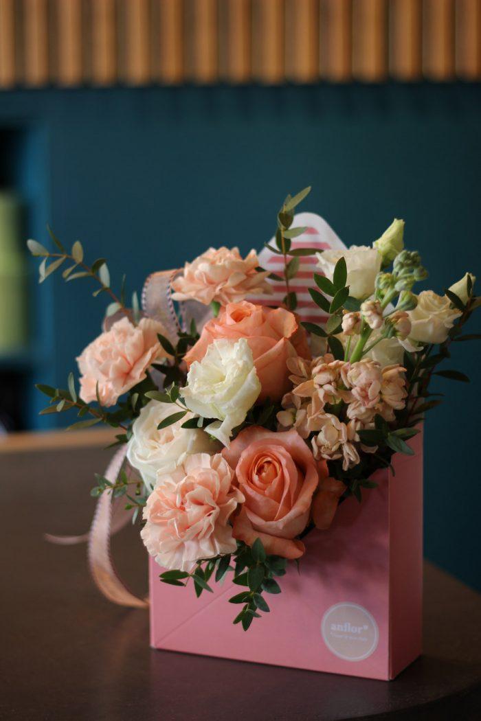 Конверт с цветами купить в Бресте