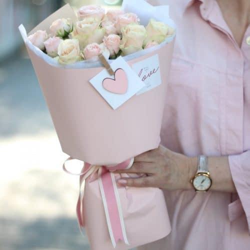 букет роз купить в Бресте