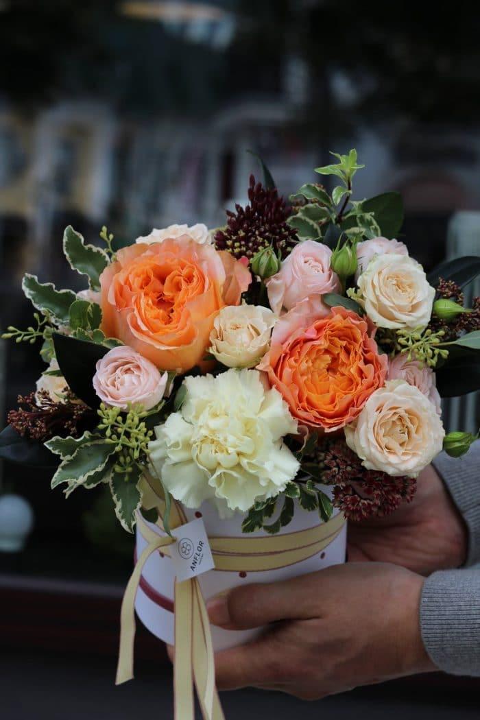 Букет свежих роз купить в Бресте