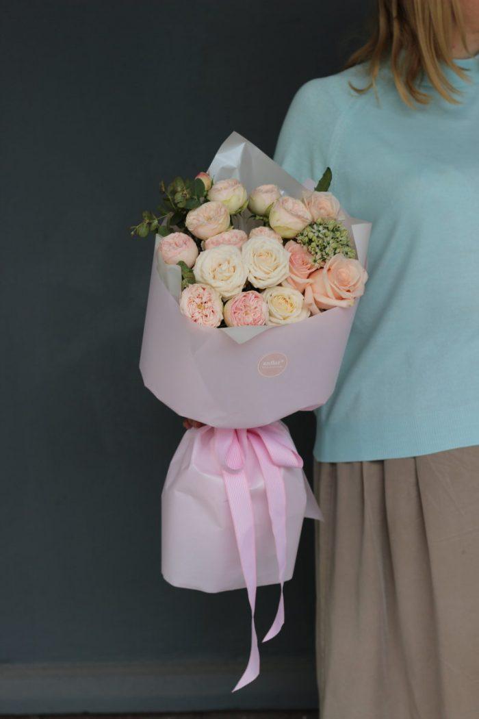 недорогой букет цветов купить в Бресте