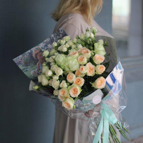 Шикарный букет цветов купить в Бресте