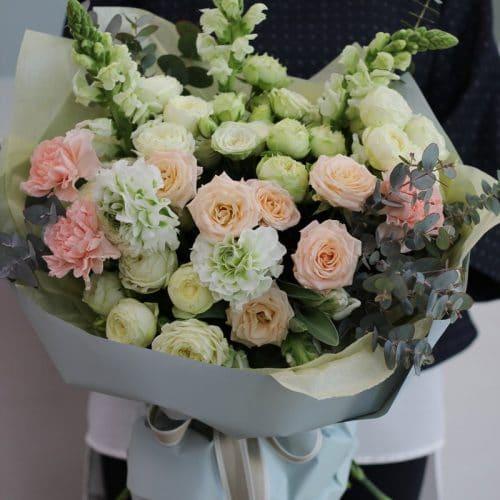 Свежий букет роз купить в Бресте