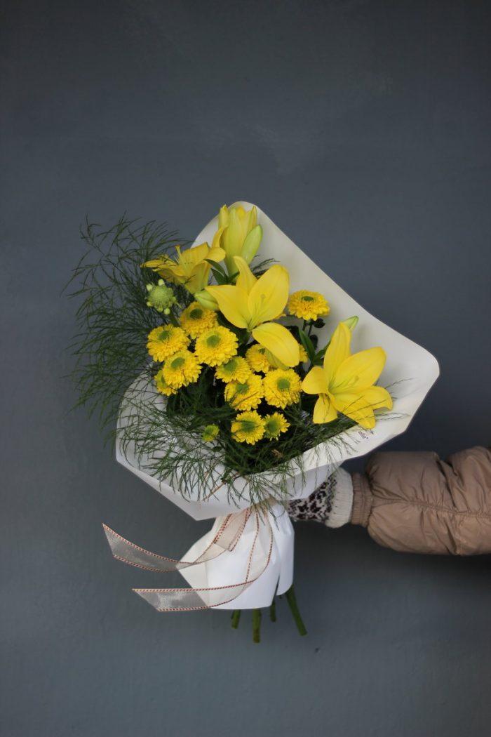 купить недорого букет цветов с доставкой