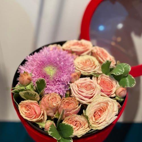 Букет свежих цветов купить в Бресте