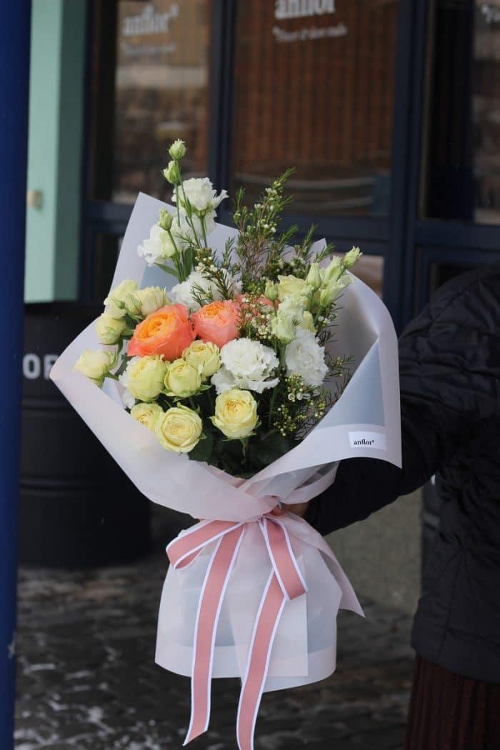 Свежие цветы купить в Бресте